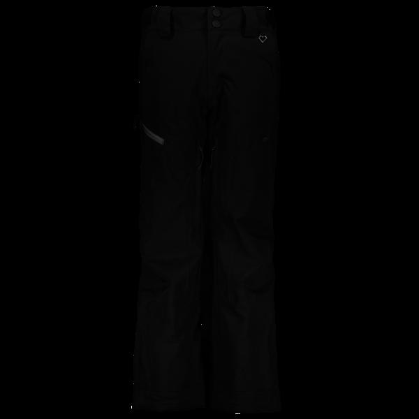JUNIOR BOYS PARKER PANT - BLACK