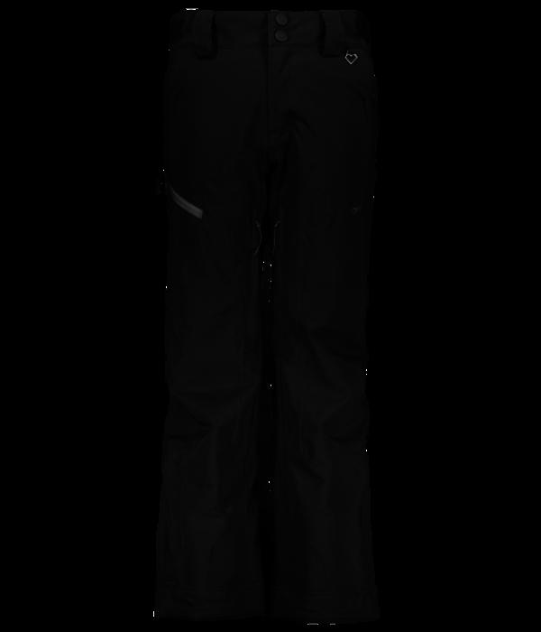 OBERMEYER JUNIOR BOYS PARKER PANT - BLACK - SIZE XLARGE 18 ONLY