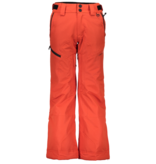 OBERMEYER JUNIOR BOYS PARKER PANT - IRON OXIDE - SIZE LARGE 14/16 ONLY