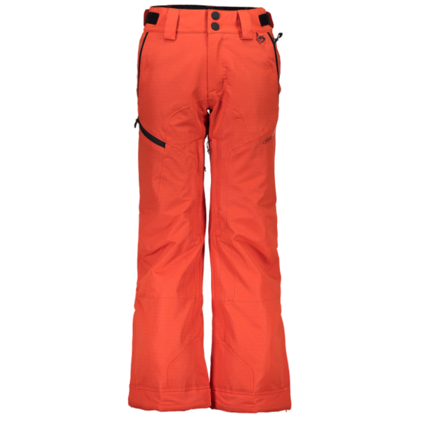 JUNIOR BOYS PARKER PANT - IRON OXIDE