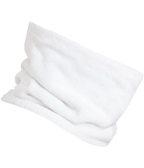 TURTLE FUR BIG NECK - WHITE