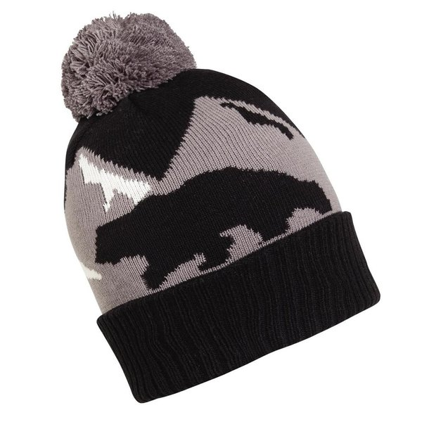 BEAR MOUNTAIN HAT - BLACK