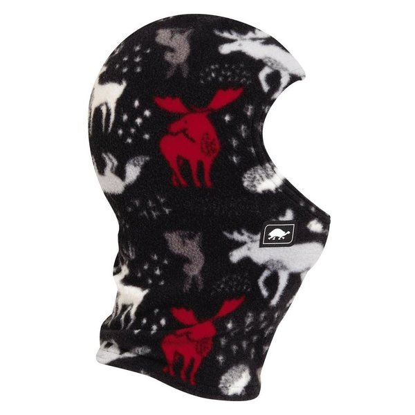 KIDS BALACLAVA PRINT - WILD FRIENDS