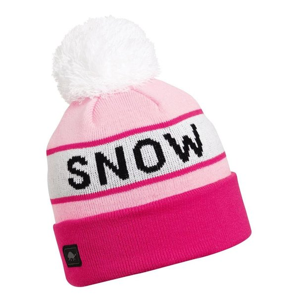 KIDS THINK SNOW HAT - PINK