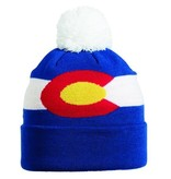 TURTLE FUR KIDS GREAT STATE HAT - COLORADO
