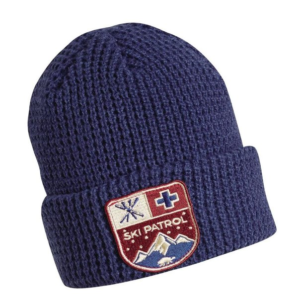 KIDS SKI PATROL HAT - NAVY