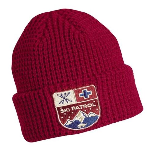 KIDS SKI PATROL HAT - RED