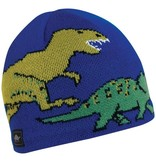 TURTLE FUR KIDS JURASSIC HAT - ROYAL