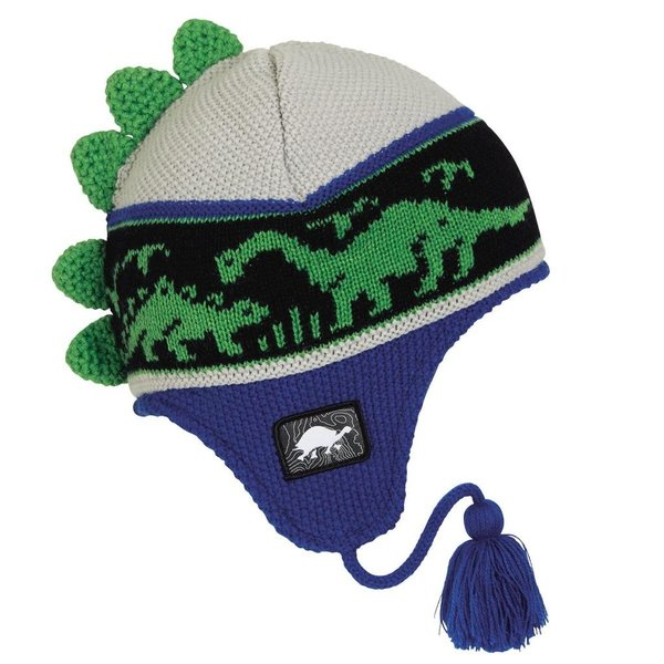 KIDS DR. DINO HAT - BLUE