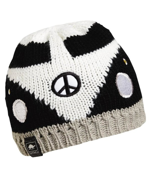 TURTLE FUR KIDS #VANLIFE HAT - BLACK