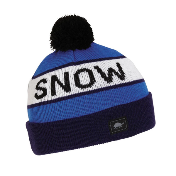 THINK SNOW HAT - NAVY
