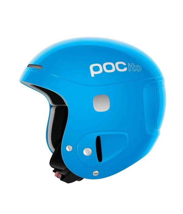 POC POCITO SKULL HELMET - BLUE - XSMALL/SMALL (51-54CM)