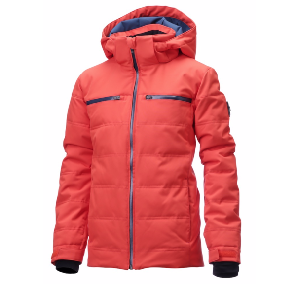 JUNIOR BOYS RYLAN JACKET - ORANGE