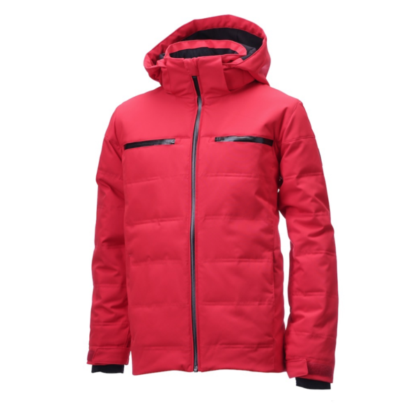 JUNIOR BOYS RYLAN JACKET - RED