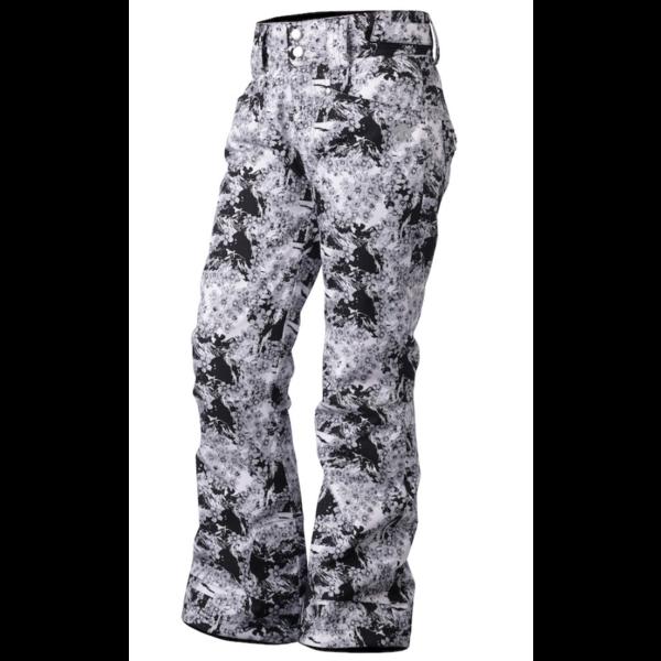 JUNIOR GIRLS SELENE PANT - BLACK BLOSSOM - SIZE 10 ONLY