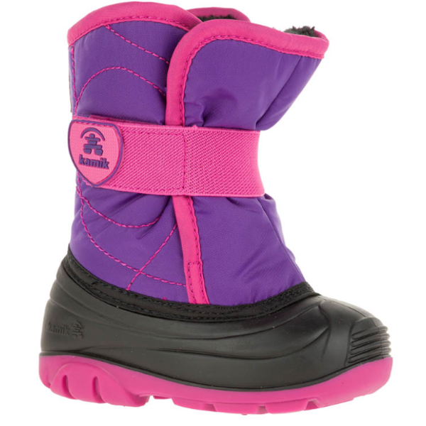 SNOWBUG 3 BOOT - PURPLE/MAGENTA - SIZE 6 ONLY
