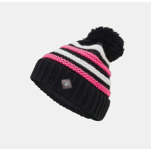JUNIOR GIRLS ARROW HAT - BLACK