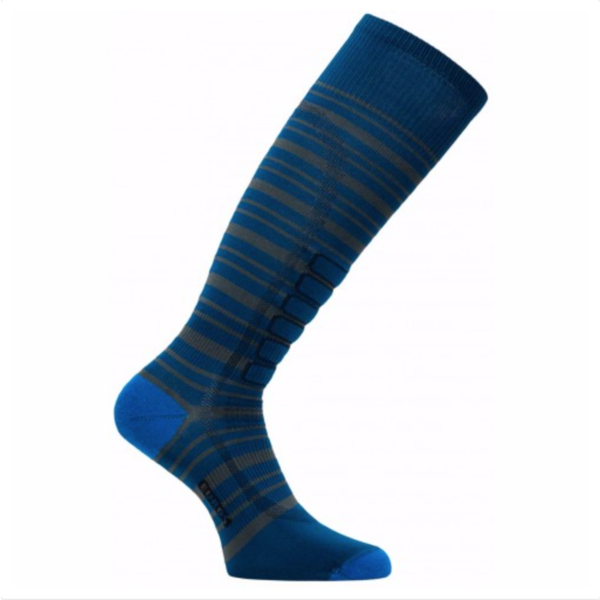 SILVER SKI LIGHT SOCKS - NAVY