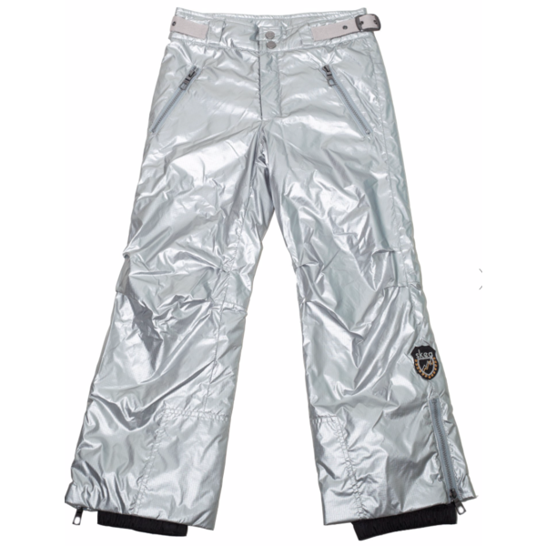 CARGO PANT - SILVER RIPSTOP - SIZE 14 ONLY