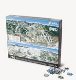 DOUBLE BLACK DESIGNS VAIL 700 PIECE PUZZLE