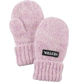 HESTRA PANCHO BABY MITTEN - LIGHT PINK - SIZE 2 ONLY