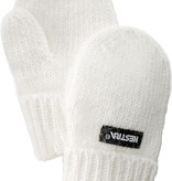 HESTRA PANCHO BABY MITTEN - CREAM - SIZE 1 ONLY