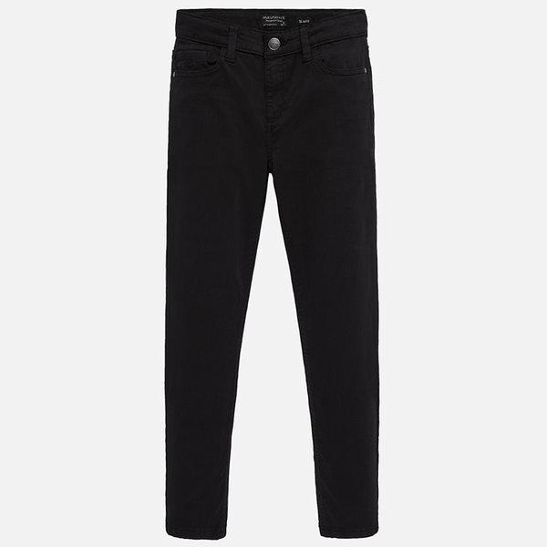 JUNIOR BOYS BASIC PANT - BLACK - SIZE 16 ONLY