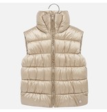 MAYORAL JUNIOR GIRLS PADDED VEST - GOLDEN