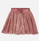 MAYORAL JUNIOR GIRLS SEQUINS SKIRT - CRYSTAL
