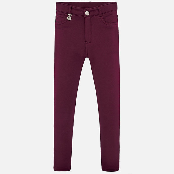 JUNIOR GIRLS FLEECE PANTS - RUBY