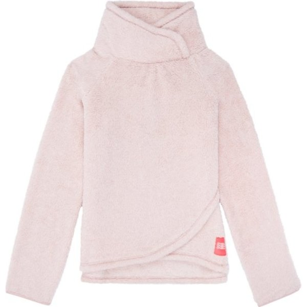 JUNIOR GIRLS HAZEL FLEECE - ROSE
