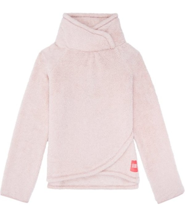ONEILL JUNIOR GIRLS HAZEL FLEECE - ROSE