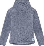 ONEILL JUNIOR GIRLS HAZEL FLEECE - SCALE