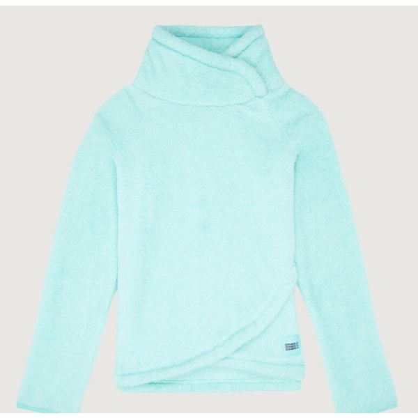 JUNIOR GIRLS HAZEL FLEECE - SKYLIGHT