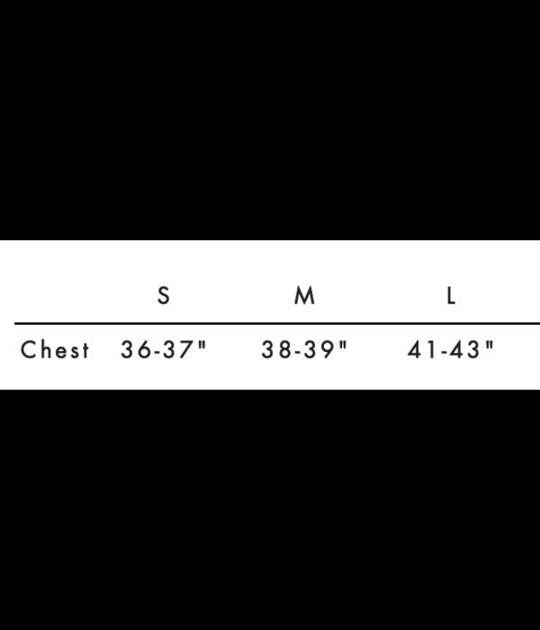 MENS GLACIER PLAID SHIRT - ASPHALT - SIZE SMALL ONLY