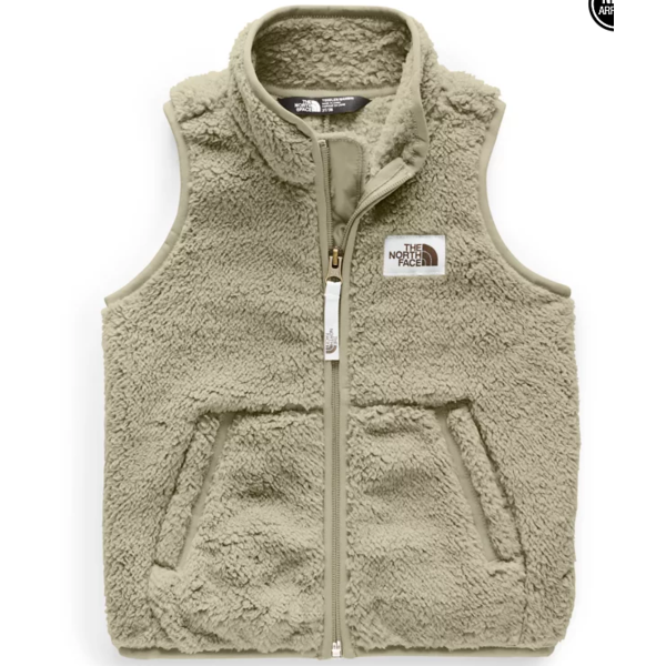 TODDLER CAMPSHIRE VEST - CROCKERY BEIGE