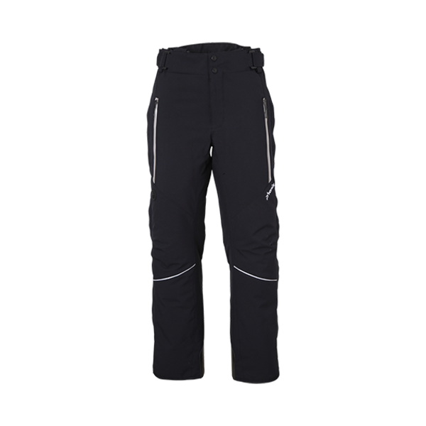 NORWAY ALPINE TEAM JR SALOPETTE PANT - BLACK - SIZE 16 ONLY