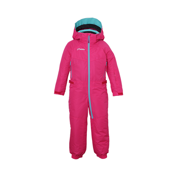 TREASURE KIDS ONE PIECE SNOWSUIT - PINK
