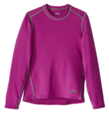 HOT CHILLYS YOUTH ORIGINAL II CREW - CANDYLAND PLUM - SIZE XSMALL 4/6 ONLY