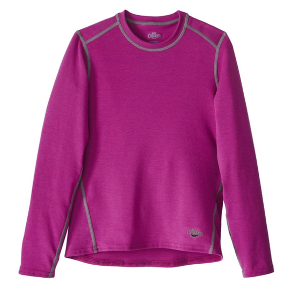 YOUTH ORIGINAL II CREW - CANDYLAND PLUM - SIZE XSMALL 4/6 ONLY