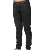 HOT CHILLYS YOUTH PEACHSKINS BOTTOM - BLACK - SIZE XSMALL 4/6 ONLY