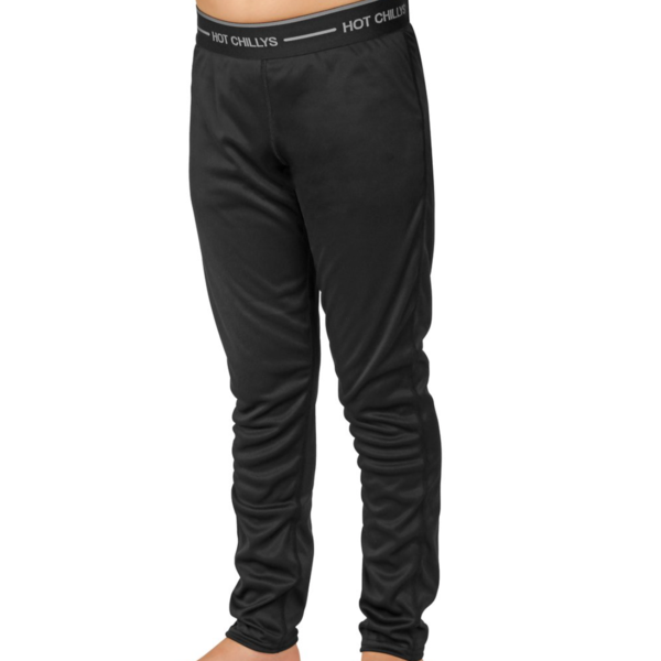 YOUTH PEACHSKINS BOTTOM - BLACK