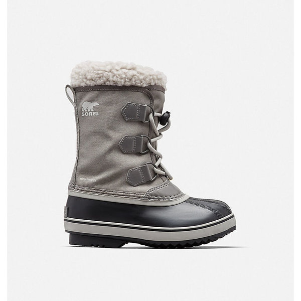 CHILDRENS YOOT PAC NYLON BOOT - QUARRY
