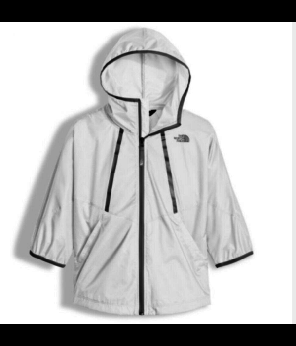 THE NORTH FACE WHITE FLYWEIGHT CAPELETE