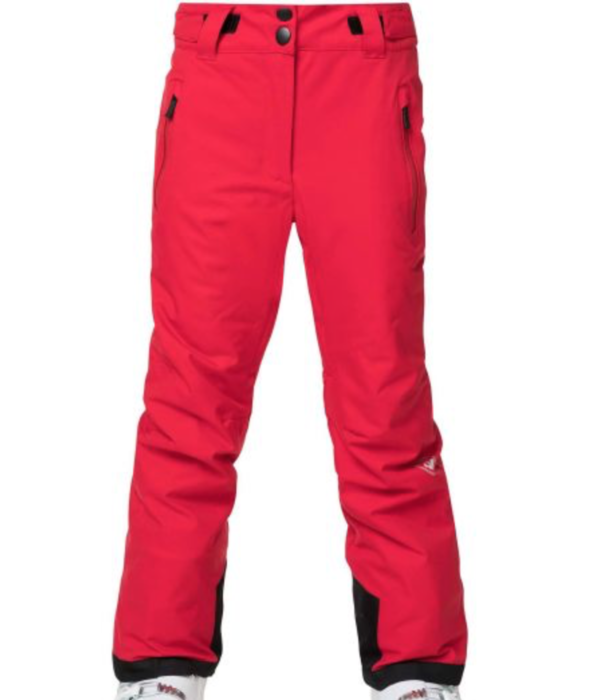 ROSSIGNOL JUNIOR GIRL'S CONTROLE PANT - ROSEWOOD - SIZE 8 ONLY