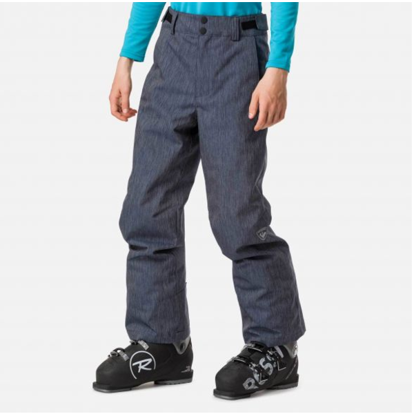 JUNIOR BOYS SKI PANT - DENIM