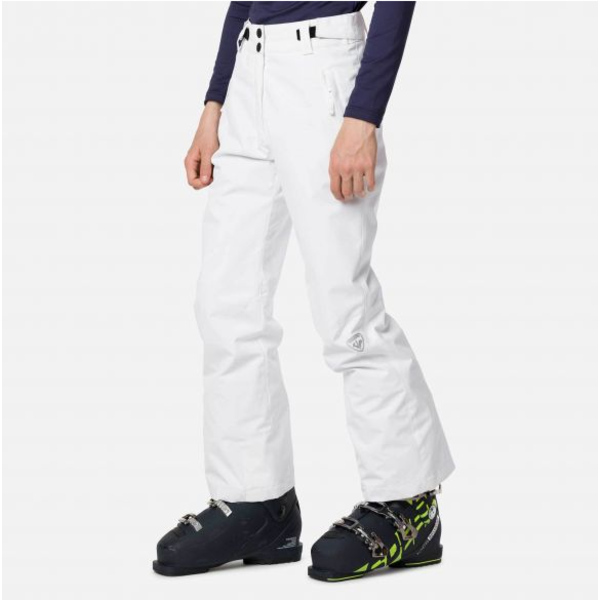 JUNIOR GIRLS SKI PANT - WHITE