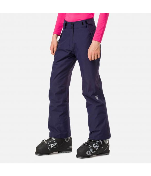 ROSSIGNOL JUNIOR GIRLS SKI PANT - NOCTURNE - SIZE 8 ONLY
