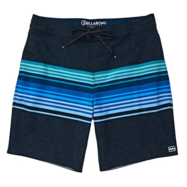 JUNIOR BOYS SPINNER BOARDSHORT - DARK BLUE