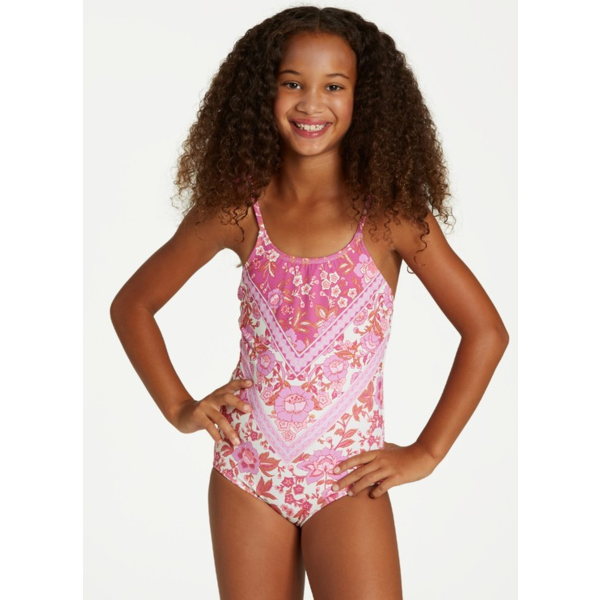 JUNIOR GIRLS TAKE A TRIP ONE PIECE - SIZE 10 ONLY